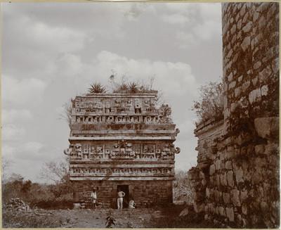 """Edificio """"La Iglesia"""" en Chichén Itzá"""