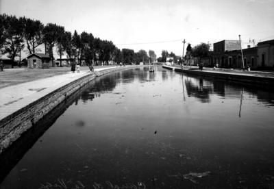 "Vida cotidiana junto al ""Canal de la Viga"""
