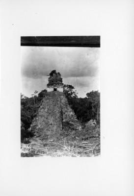 Templo I, panorámica