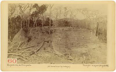 Templo Mayor, ángulo SE, número 60