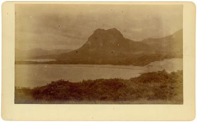 Laguna de Zaramor, vista parcial