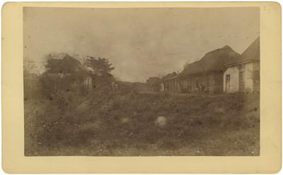 Casa de Mendoza, refugio del general Díaz