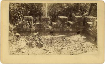Templo de los Chichimecas, detalle