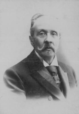 Doctor Rafael Lavista, retrato