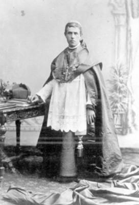 José Mora y del Río, Arzobispo de México, retrato