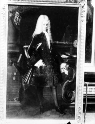 Fernando de Alencastre Noroña y Silva, virrey, reproducción