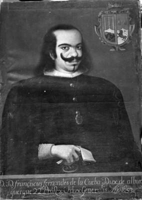 """""""Francisco Fernández de la Cueva, Duque de Alburquerque"""", reproducción"""