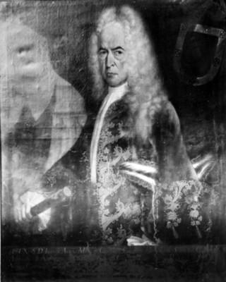 Juan de Acuña y Manrique, virrey, pintura, reproducción