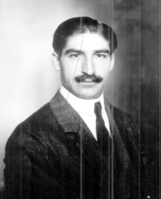Alfonso Cravioto, retrato