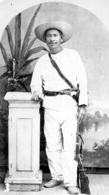 José María Cajeme, retrato