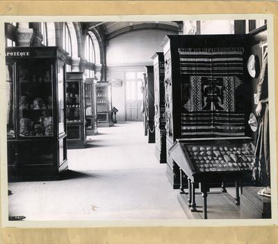 Exposición de Antigüedades Mexicanas en el Museo El Trocadero