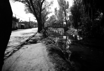 Canal de la Viga, vista parcial