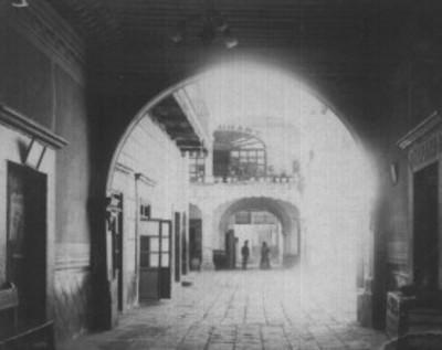 Mesón de Guadalupe, en donde se hospedó el cura Hidalgo