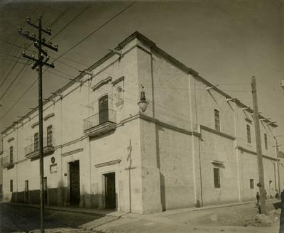 Casa de José Maria Morelos en Morelia
