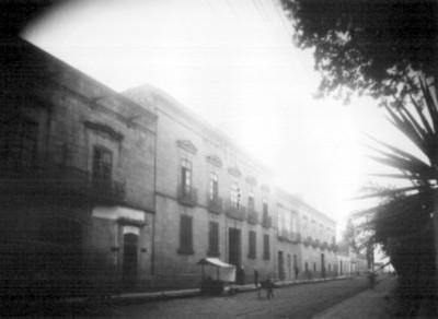 Casa en que se alojó Hidalgo por primera vez en Morelia