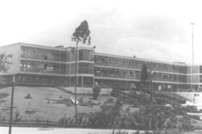Vista panorámica de edificio