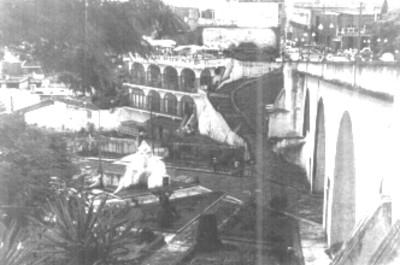 Puente de Xalitic, vista panorámica