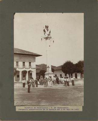 Monumento conmemorativo de la Batalla del 5 de mayo de 1862