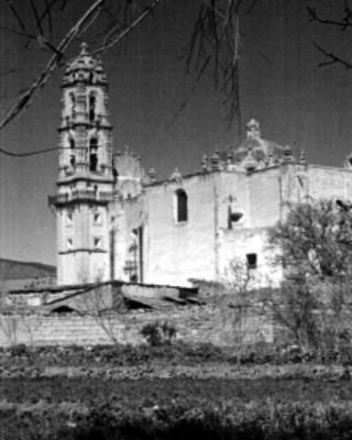 Convento Jesuita, exterior, vista general