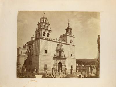 Basílica de Nuestra Señora de Guanajuato, vista general