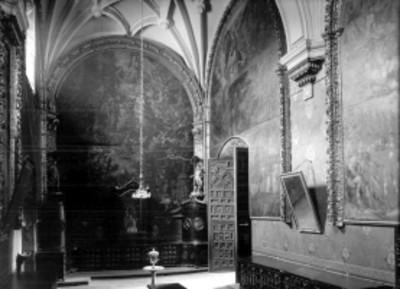Sacristía de la catedral de Coyoacan