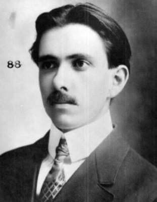 Profesor David G. Berlanga, retrato