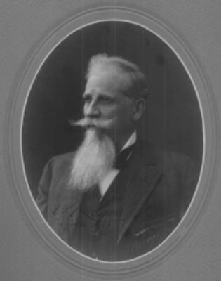 Bernardo Reyes, retrato