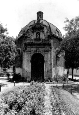 Templo y Capilla de la Concepción, Ciudad de México