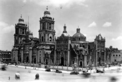 Catedral Metropolitana, vista general
