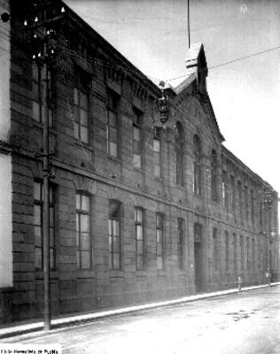 Instituto Normalista de Puebla, fachada