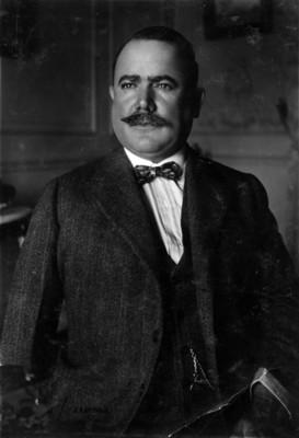 Retrato de Alvaro Obregón