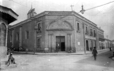 Academia de Bellas Artes, fachada