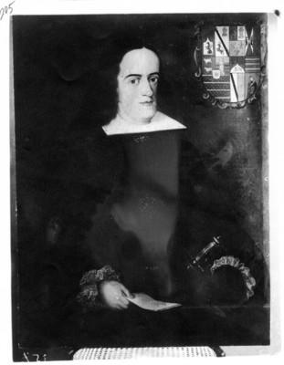 Francisco Fernández de la Cueva, retrato