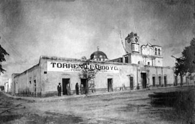 Casa en Monclova donde estuvo preso el gobernador de Coahuila Pedro Aranda