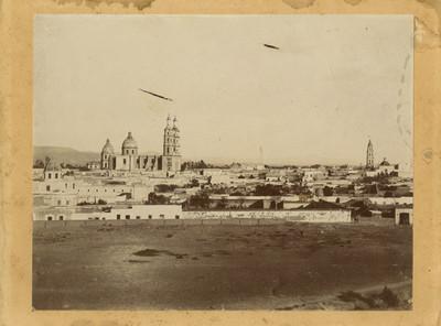 Iglesias en León, paisaje