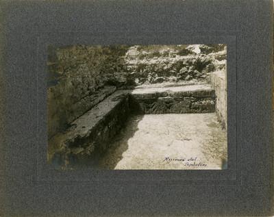 Pirámide del Tepozteco, detalle de relieves