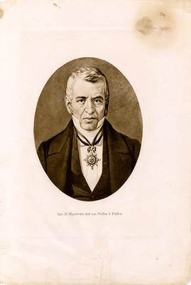 Manuel de la Peña y Peña