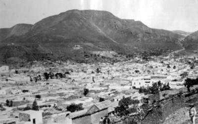 """Vista panorámica de Pachuca, estado de Hidalgo, """"Pachuca panoramic view estate Hidalgo"""""""