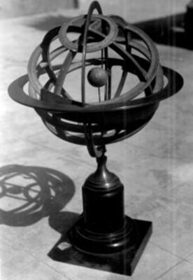 Astrolabio, pieza de museo