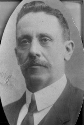 """""""Joaquín Nivss"""", retrato"""