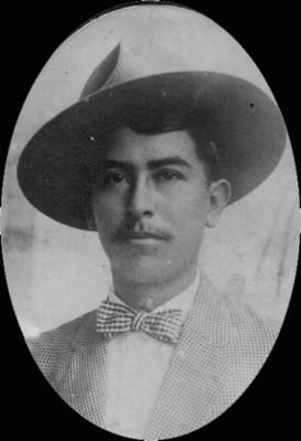 """Gral. Guadalupe Sánchez"", revolucionario, retrato"