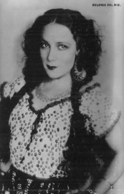 Dolores del Río, retrato