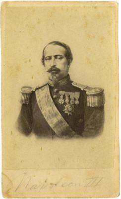 """""""Napoleón III"""", reprografía"""