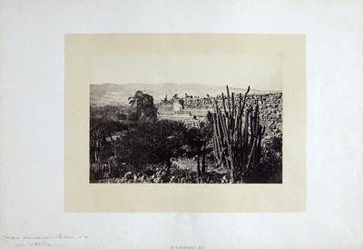Fachada posterior del Edificio de la Tumba de Saville