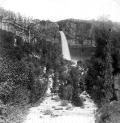 Cascada de Cerveyrieu (Depi Ain)