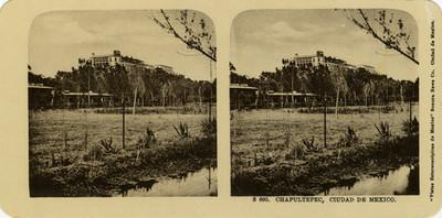 Castillo de Chapultepec, panorámica