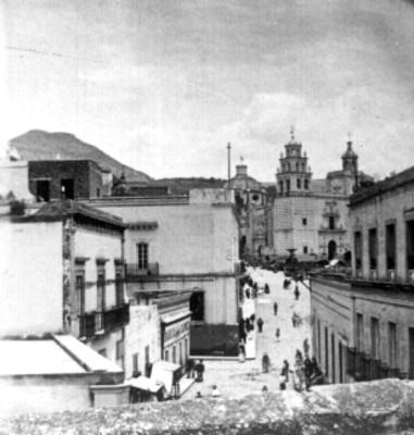 Plaza principal, panorámica