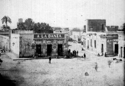 Plaza de las Nueve esquinas