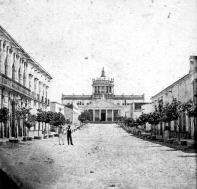 Calle del Hospicio
