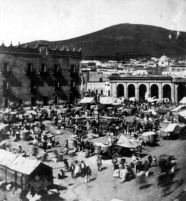 Plaza de Villareal, vista